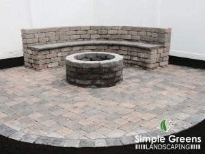 We Offer Patio Installation And Design Services.